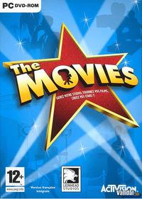 Portada oficial de The Movies para PC