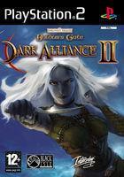 Portada oficial de de Baldur's Gate: Dark Alliance 2 para PS2