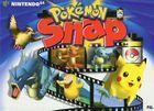 Portada oficial de de Pokémon Snap para Nintendo 64