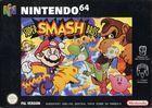 Portada oficial de de Super Smash Bros para Nintendo 64