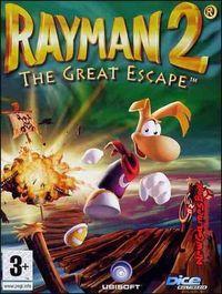 Portada oficial de Rayman 2 para PC