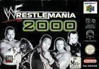 Portada oficial de de WWF Wrestlemania 2000 para Nintendo 64