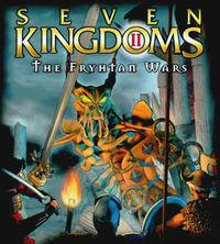 Portada oficial de Seven Kingdoms 2 para PC