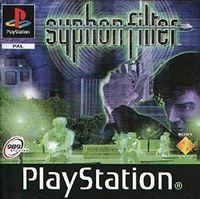 Portada oficial de Syphon Filter para PS One