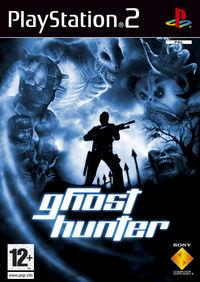 Portada oficial de GhostHunter para PS2