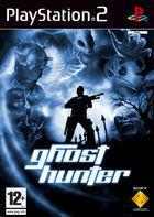 Portada oficial de de GhostHunter para PS2