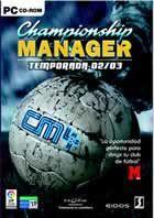 Portada oficial de de Championship Manager 4 para PC