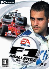 Portada oficial de F1 Challenge '99-'02 para PC