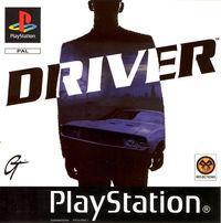 Portada oficial de Driver para PS One
