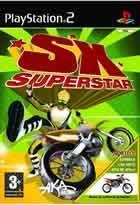Portada oficial de de SX Superstar para PS2