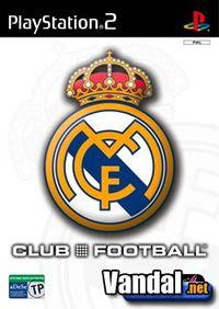 Portada oficial de Real Madrid C.F.: Club Football para PS2
