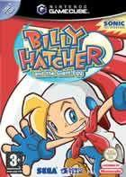 Portada oficial de de Billy Hatcher and the Giant Egg para GameCube
