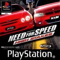 Portada oficial de Need for Speed 4 para PS One