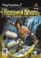 Portada oficial de de Prince of Persia: The Sands of Time para PS2