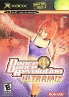 Portada oficial de de Dance Dance Revolution Xbox para Xbox