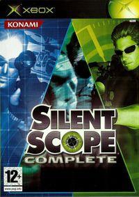 Portada oficial de Silent Scope Complete para Xbox