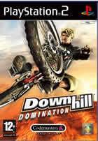 Portada oficial de de Downhill Domination para PS2