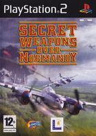 Portada oficial de de Secret Weapons Over Normandy para PS2