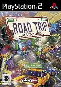 Portada oficial de Road Trip Adventure para PS2