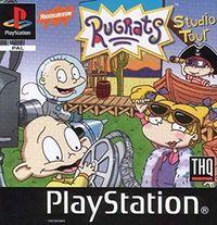 Portada oficial de RugRats para PS One
