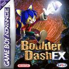 Portada oficial de de Boulder Dash para Game Boy Advance