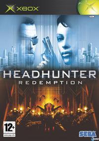 Portada oficial de Headhunter: Redemption para Xbox