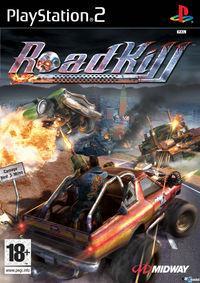 Portada oficial de RoadKill para PS2