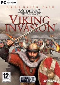 Portada oficial de Medieval Total War: Viking Invasion para PC