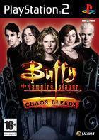 Portada oficial de de Buffy the Vampire Slayer 2: Chaos Bleeds para PS2