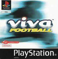 Portada oficial de Viva Football para PS One