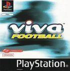 Portada oficial de de Viva Football para PS One