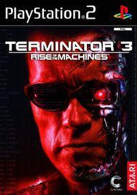 Portada oficial de Terminator 3: La Rebelión de las Máquinas para PS2
