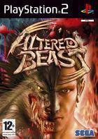 Portada oficial de de Altered Beast para PS2
