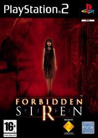 Portada oficial de Forbidden Siren para PS2