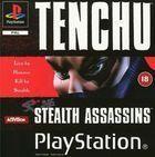 Portada oficial de de Tenchu para PS One
