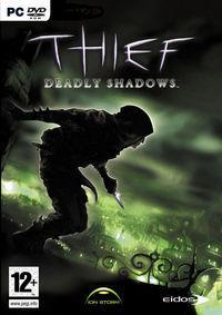 Portada oficial de Thief: Deadly Shadows para PC