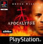 Portada oficial de de Apocalypse para PS One