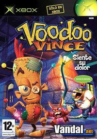 Portada oficial de Voodoo Vince para Xbox