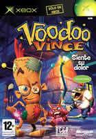 Portada oficial de de Voodoo Vince para Xbox