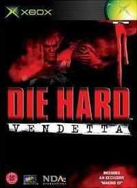 Portada oficial de Die Hard: Vendetta para Xbox