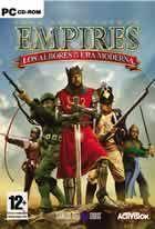 Portada oficial de de Empires: Los Albores de la Era Moderna para PC