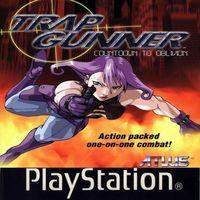 Portada oficial de Trap Gunner para PS One