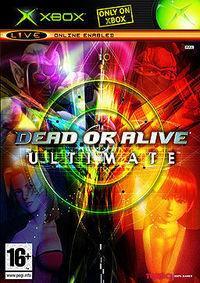 Portada oficial de Dead or Alive Ultimate para Xbox