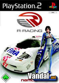 Portada oficial de R: Racing para PS2