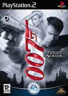 Portada oficial de de James Bond 007: Todo o Nada para PS2