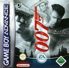 Portada oficial de de James Bond 007: Everything or Nothing para Game Boy Advance