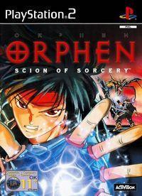 Portada oficial de Orphen: Scion of Sorcery para PS2