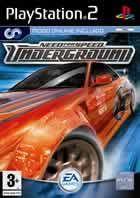 Portada oficial de de Need for Speed Underground para PS2