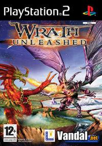 Portada oficial de Wrath Unleashed para PS2