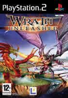 Portada oficial de de Wrath Unleashed para PS2
